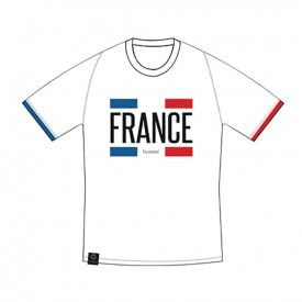 Tee-shirt Flag France Hummel
