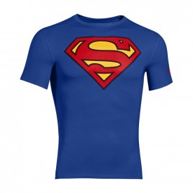 Maillot de compression Superman