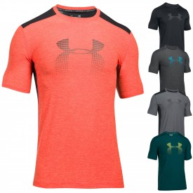 Tee-shirt Raid Graphic MC - Under Armour 1298816