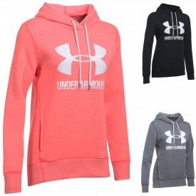 Sweat à capuche Favorite Fleece Femme - Under Armour 1302360