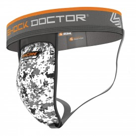 Coquille AirCore Soft Cup avec Support - Shock Doctor 234