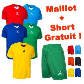 Maillot One + Short One offert Ixome