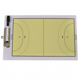 Carnet tactique recto verso Handball - Sporti 063196