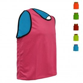 Chasubles Rugby Réversibles Sporti