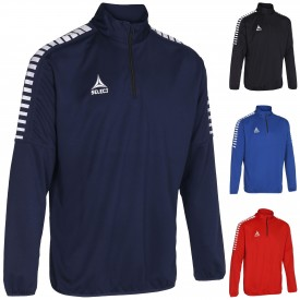 Sweat 1/2 zip d'entraînement Argentina - Select 62271