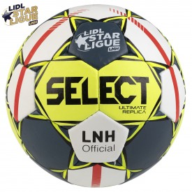 Ballon Replica Lidl Star Ligue LNH - Select S19_357285