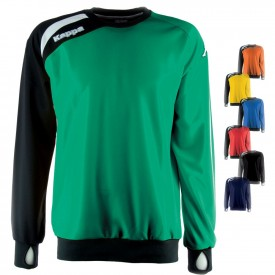 Sweat Contrasto Mare Training - Kappa 302DSS0