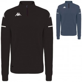 Sweat 1/4 zip d'entraînement Ablas Pro 4 - Kappa 304VNB0