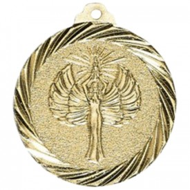 Médaille Victoire Or 32 mm France Sport