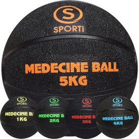Médecine Ball gonflable - Sporti S_021015
