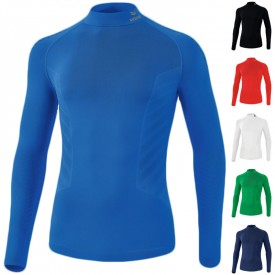 Maillot Fonctionnel col montant Longsleeve Athletic - Erima 2252110