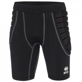 Short de protection Cayman Light Noir/Gris Errea