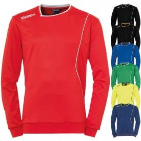 Sweat Curve Training Top Kempa